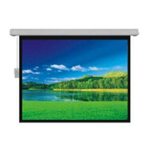 JUAL BRITE LCD Proyektor Otomatis / Layar Electric Murahdi Jakarta