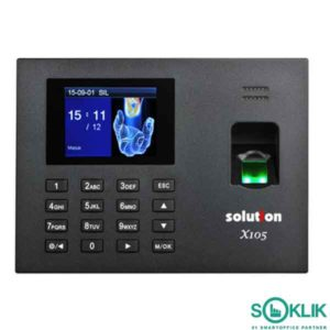 Fingerprint Solution Berkualitas X105