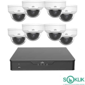 Paket CCTV IP Camera 8 Channel