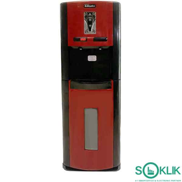 Dispenser Galon Bawah Miyako WDP200