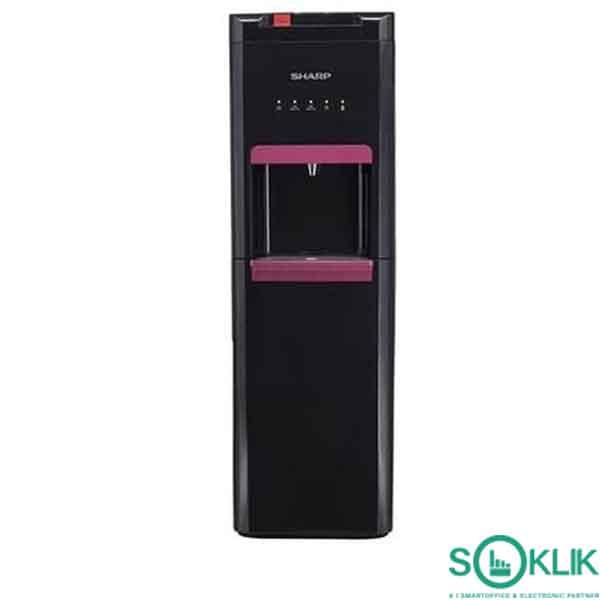 Dispenser Galon Bawah Sharp SWD66EHLBP