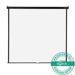 Wall Screen Datalite 84 Inch