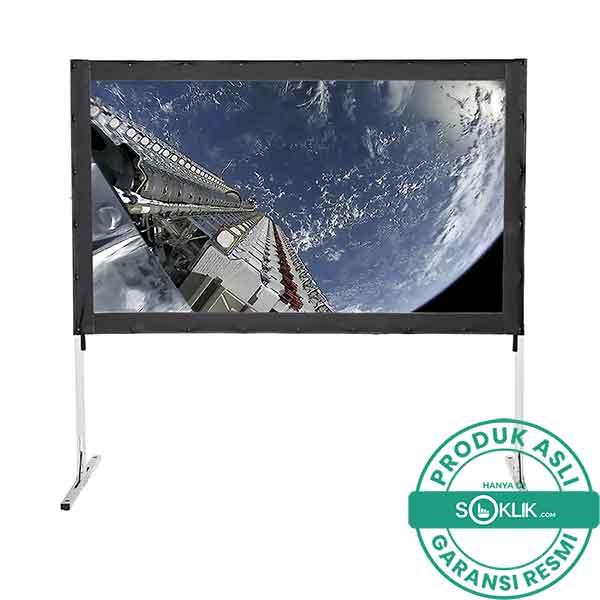 Harga Layar Fastfold Pixelscreen 150 Inch