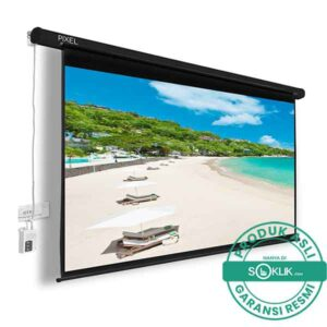Motorized Screen Pixelscreen 70 inch