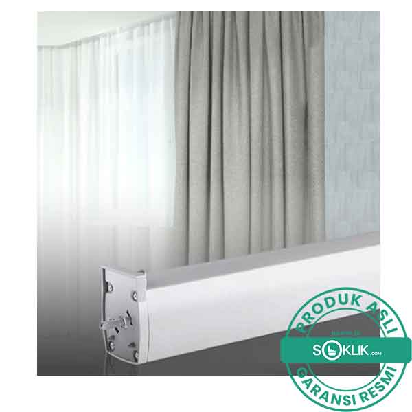Electric Smart Motorized Curtain