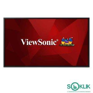 Viewsonic Digital Signage CDE7520 Murah