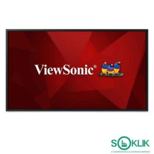Viewsonic Digital Signage Wireless CDE6520 65 Inch